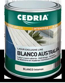 Lasur CEDRIA® BLANCO AUSTRALIA 4 Lt